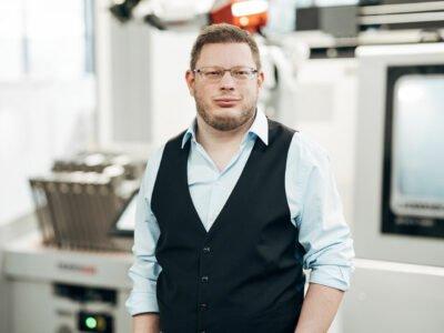 Neuer geschäftsführender Gesellschafter B. Eng. Christian Ritter