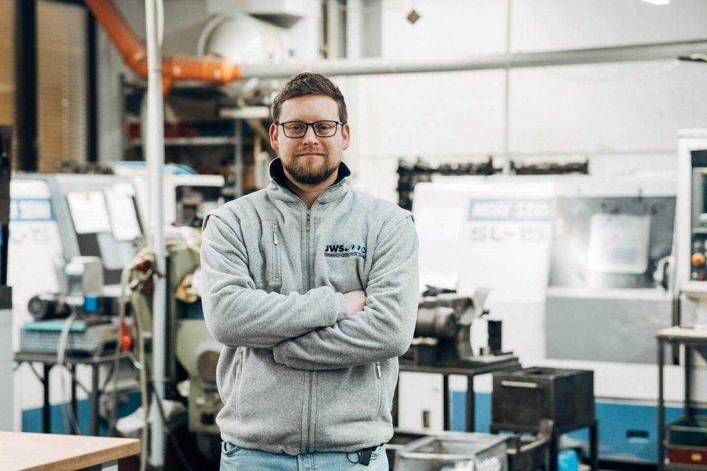 Bartosz Kalinowski - Industriekaufmann und Auftragscenter