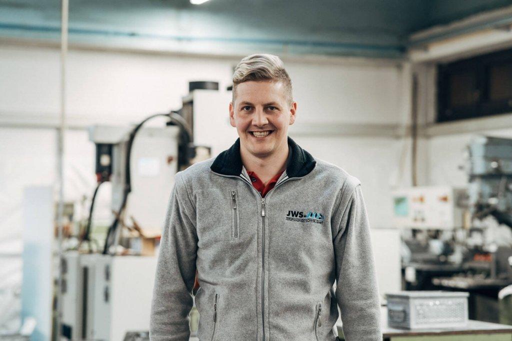 Patrick Lorenz - Industriekaufmann und Auftragscenter