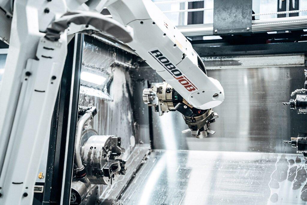 JWS Lösung - Roboter / Automation 02