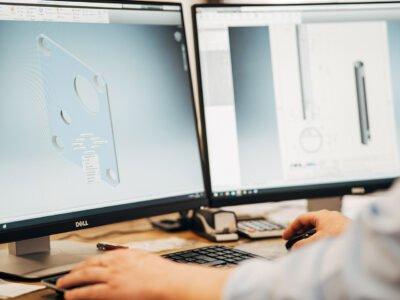Einführung von 3D CAD Bearbeitung